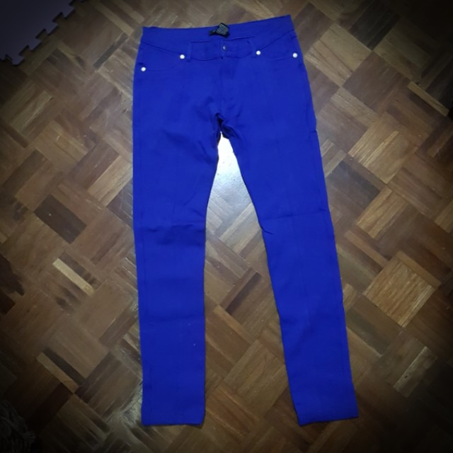 Cisono Blue Jeggings
