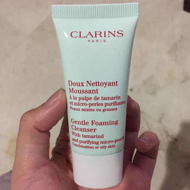 Clarins Foaming Cleanser