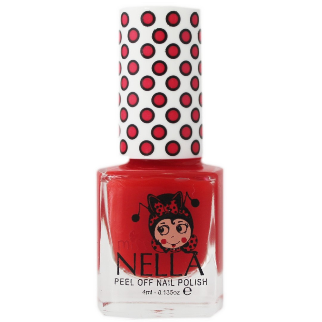 Class Clown - Miss Nella Non-Toxic kids nail polish, Babies & Kids ...