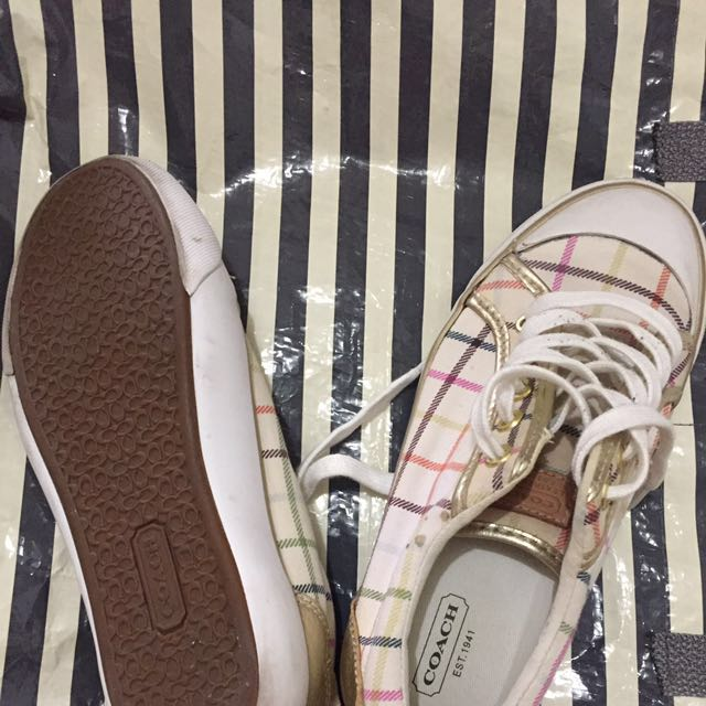 #ClearanceSale Coach Barrett Sneakers