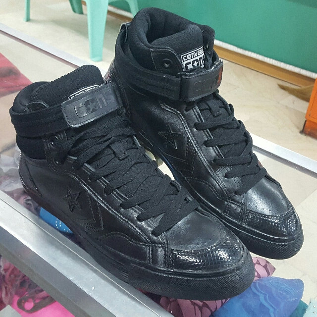 Converse All Star Leather One Star Style