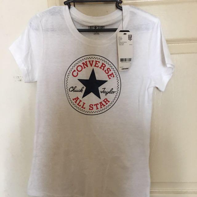 Converse shirt