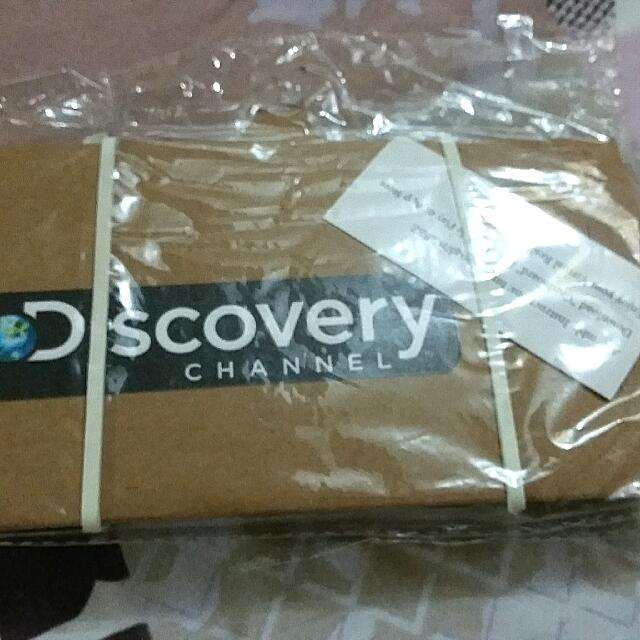 Discovery Channel VR cardboard