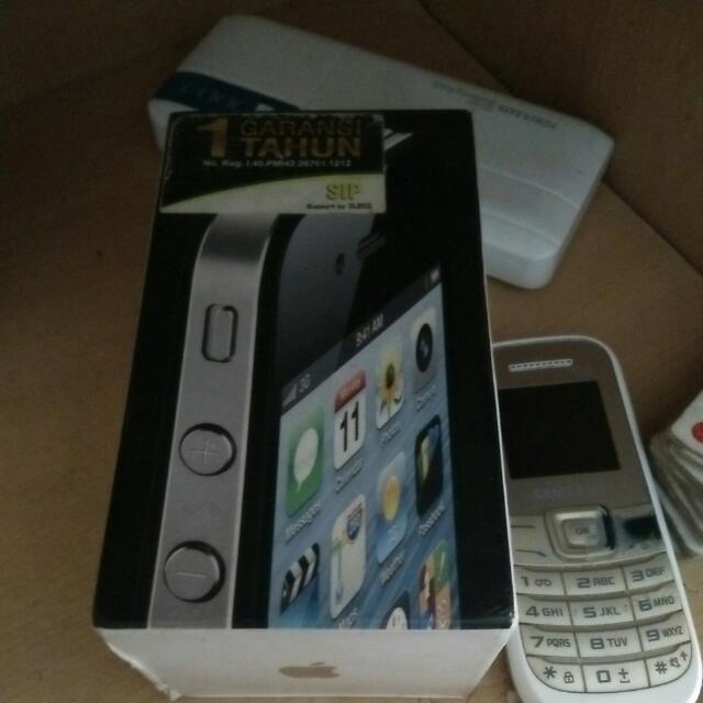 Dus Iphone 4 Black
