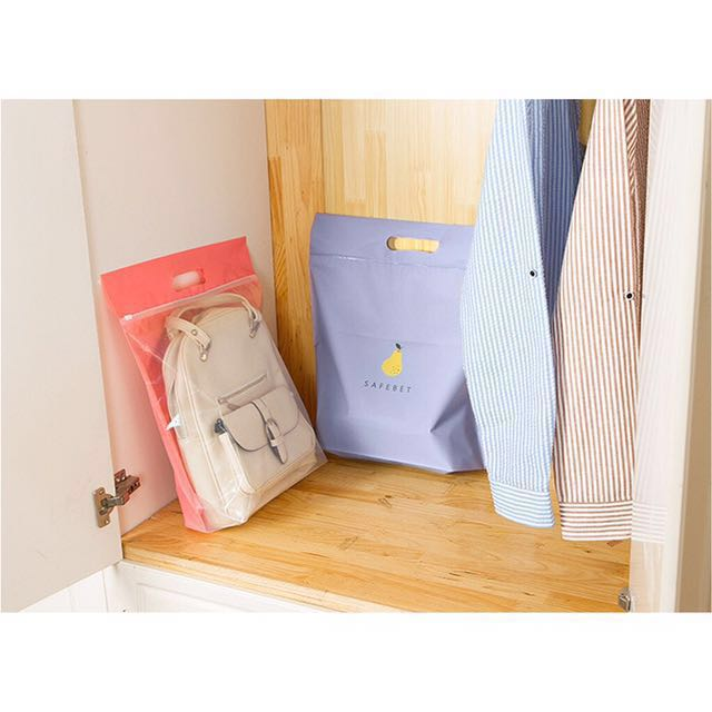 Dust Bag Cover/Organizer