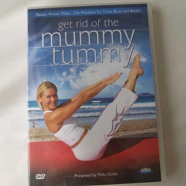 DVD Get rid of mummy tummy