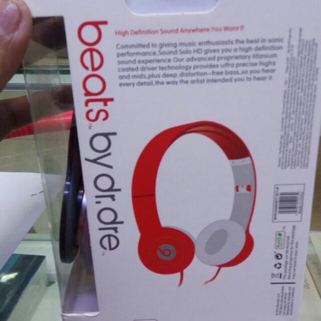earphone beats