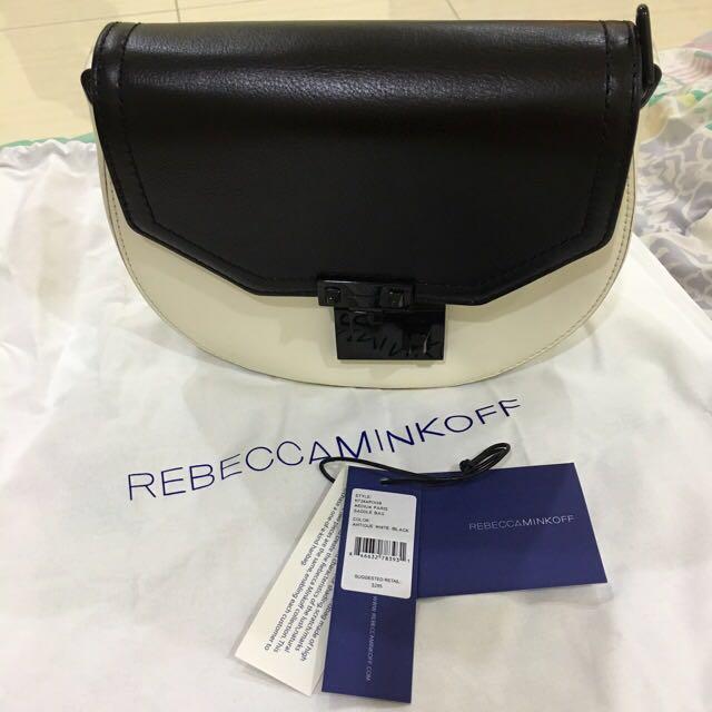FAST DEAL!! Rebecca Minkoff Paris Saddle Bag