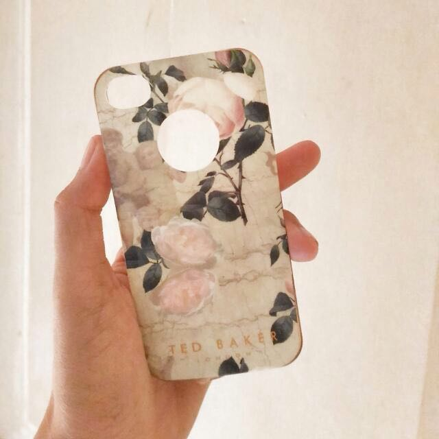 Flower Case Iphone 4/4s [Free Ongkir]