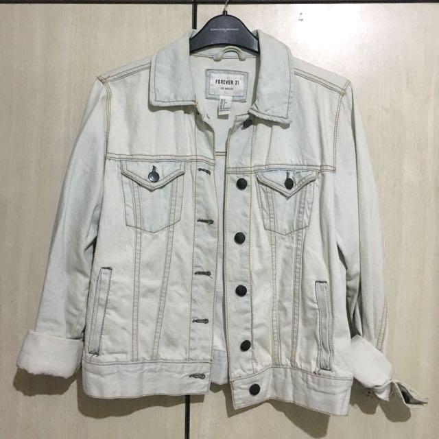Forever21 Denim Jacket