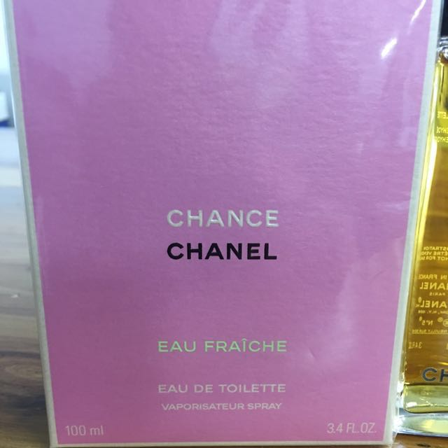 Genuine Chanel & Hermes Perfumes