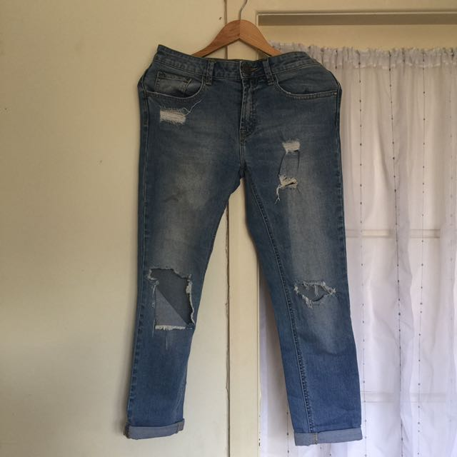 Glassons boyfriend jeans