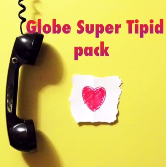 GLOBE SUPER TIPID PACK