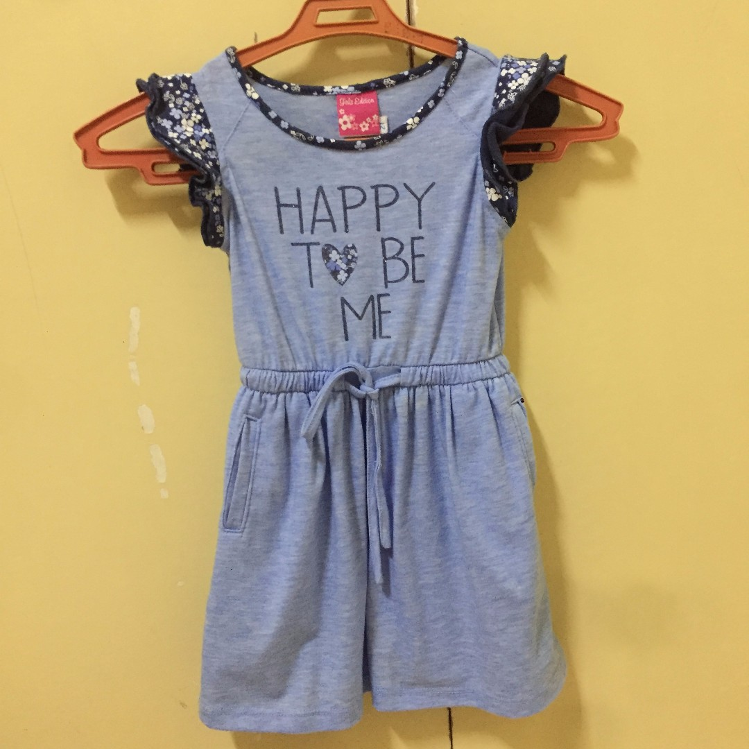 Happy to be me Dress