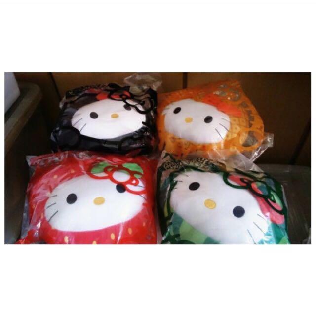 Hello Kitty抱枕✨特價4個1000✨