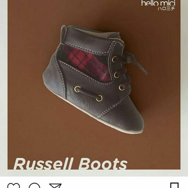 Hello Mici Boots