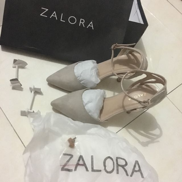 High Heel Pumps Zalora High Heels Sepatu Flatshoes