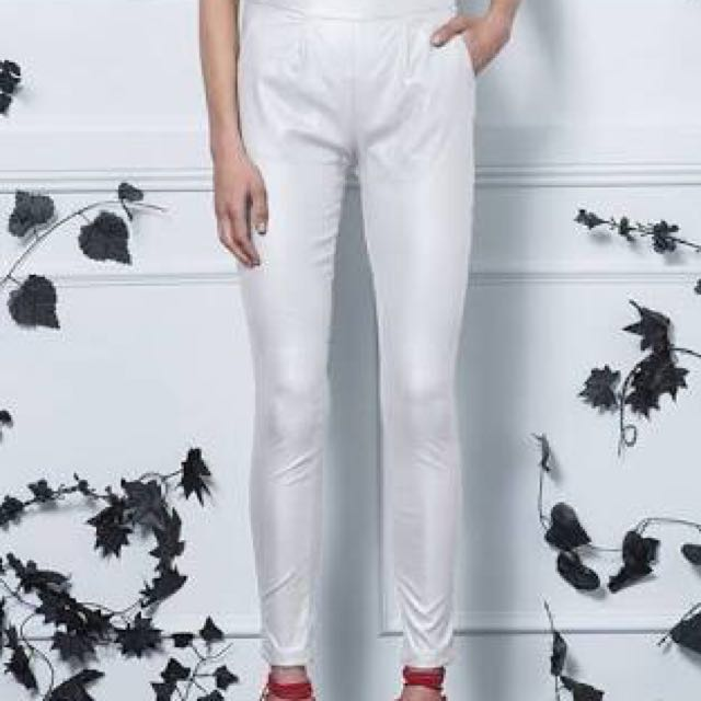 High waist asilio pants S6-8