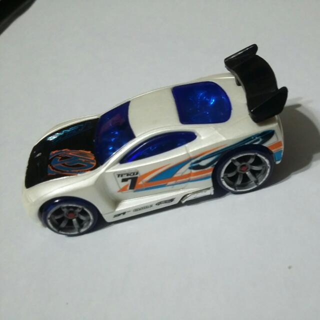 Hot Wheels Acceleracers POWER RAGE LOOSE, Toys & Games ...