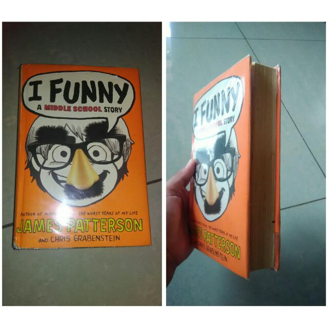 I Funny hardcover
