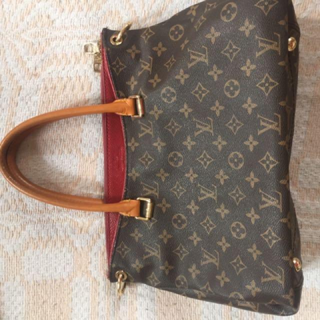immitation LV bag
