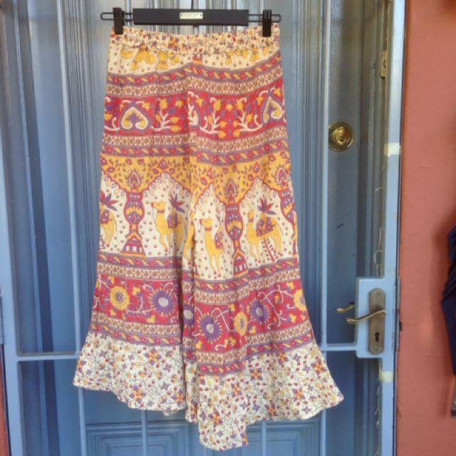 Indian Flare Hippie Pants