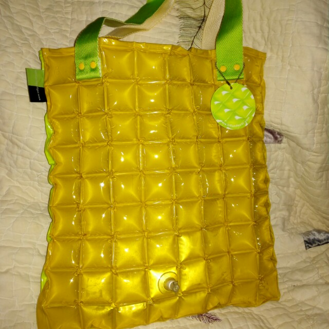 Inflatdecor Duo Shopper Tote