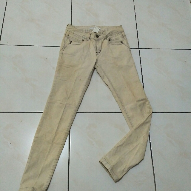Jeans Cream