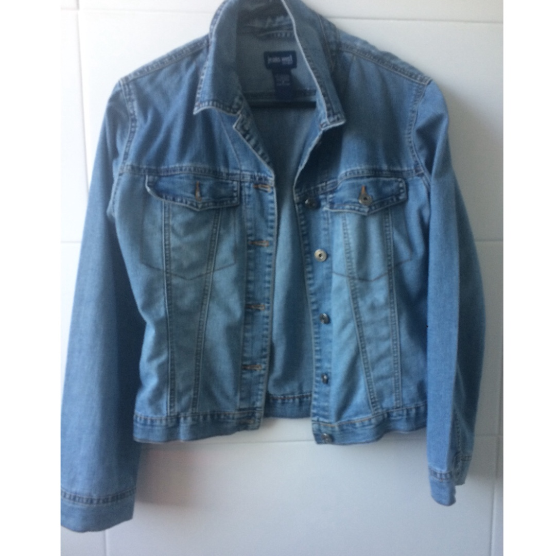 Jeans west denim jacket