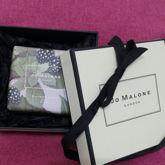 JO MALONE 黑莓月桂葉 香皂100g