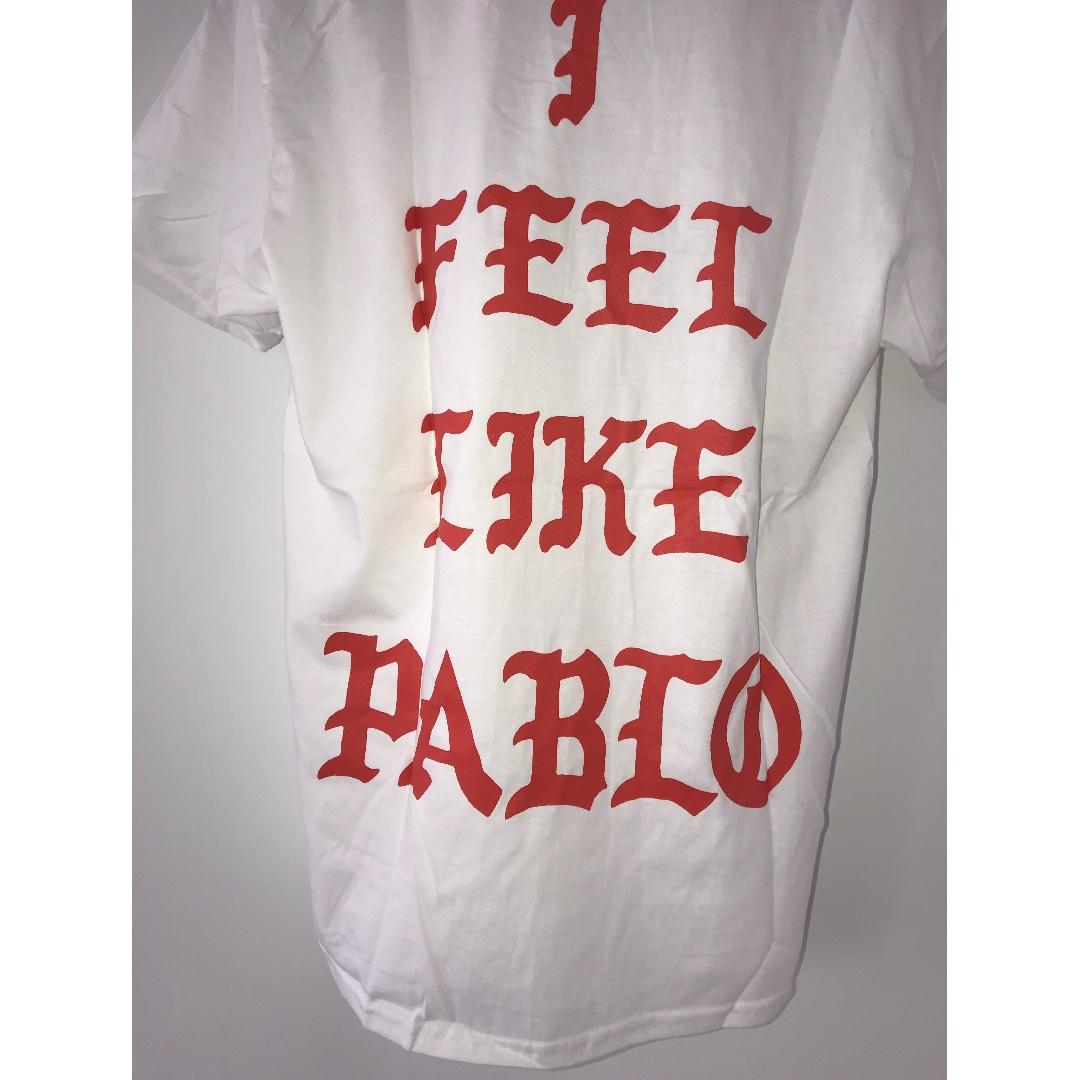 Kanye West Pablo T-shirt