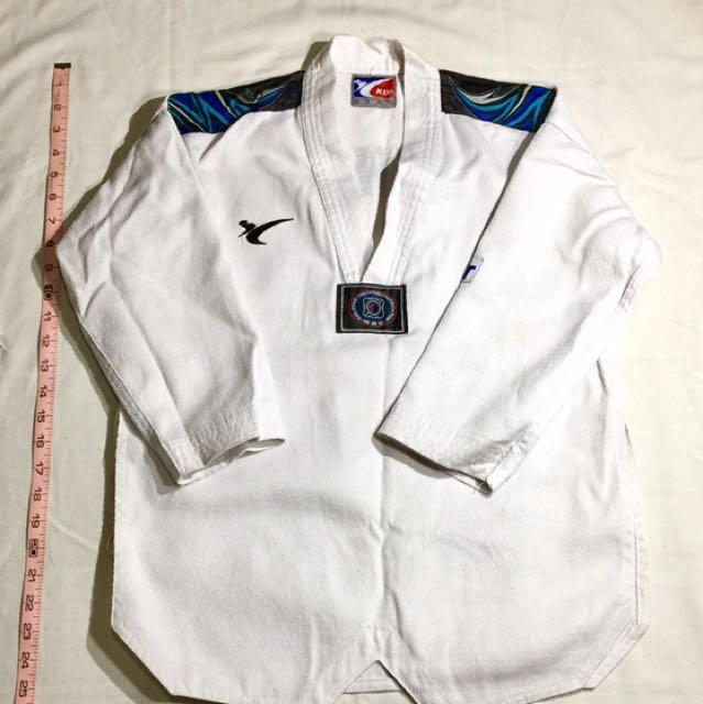 Kix Taekwondo Uniform