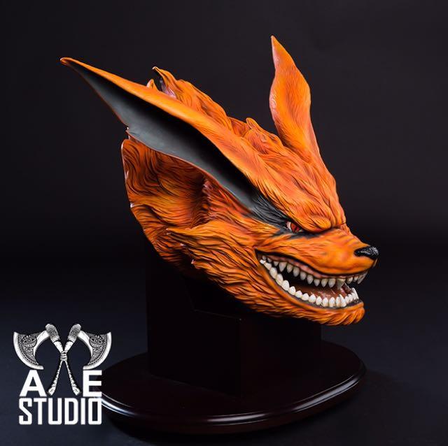 Kyuubi Kurama By Axe Studio Toys Amp Games Bricks