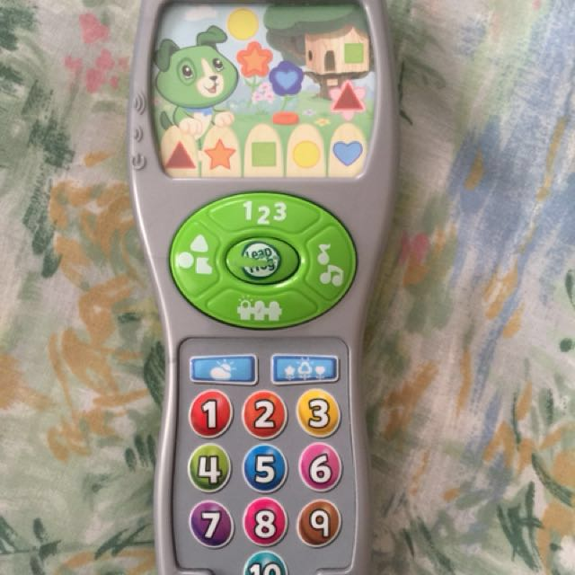 Leapfrog Remote Control Toy