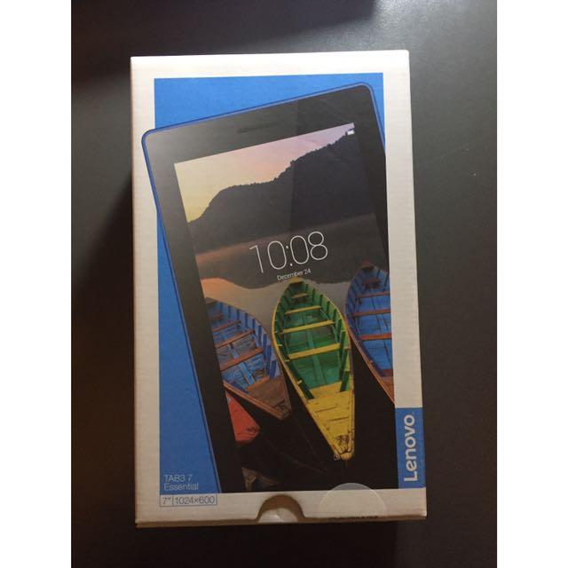 Lenovo Tab3 7 Essential Tablet