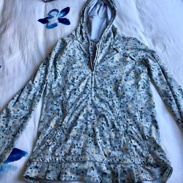 Lulu lemon Pullover Rain jacket/ Wind Breaker
