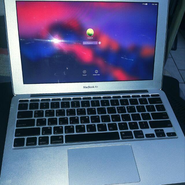 MacBook Air 11 sale, swap, installment