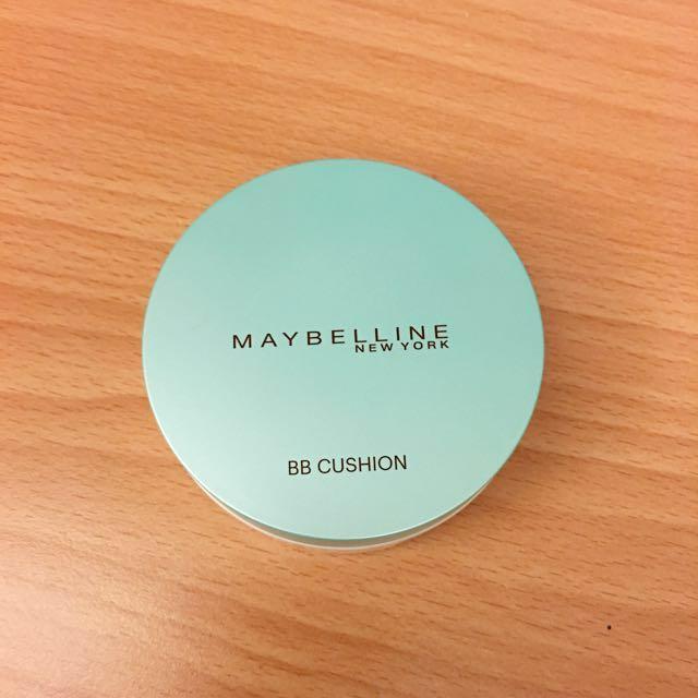 Maybelline 控油氣墊粉餅