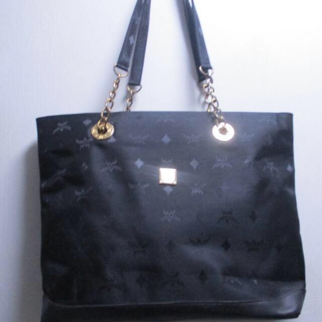 Mcm Inspired Bag