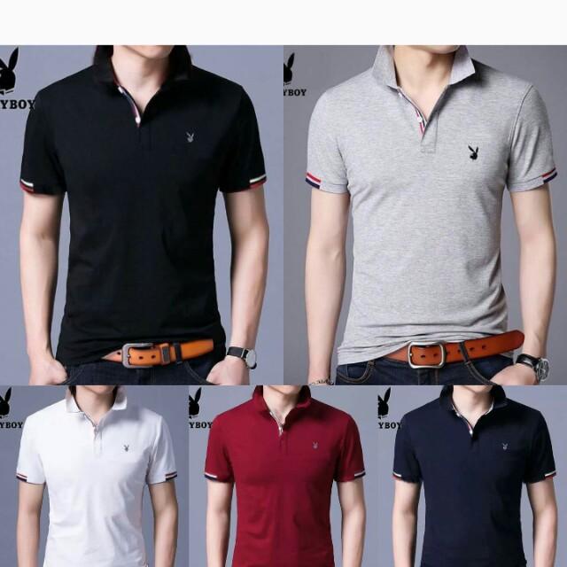 Mens Collared Shirt