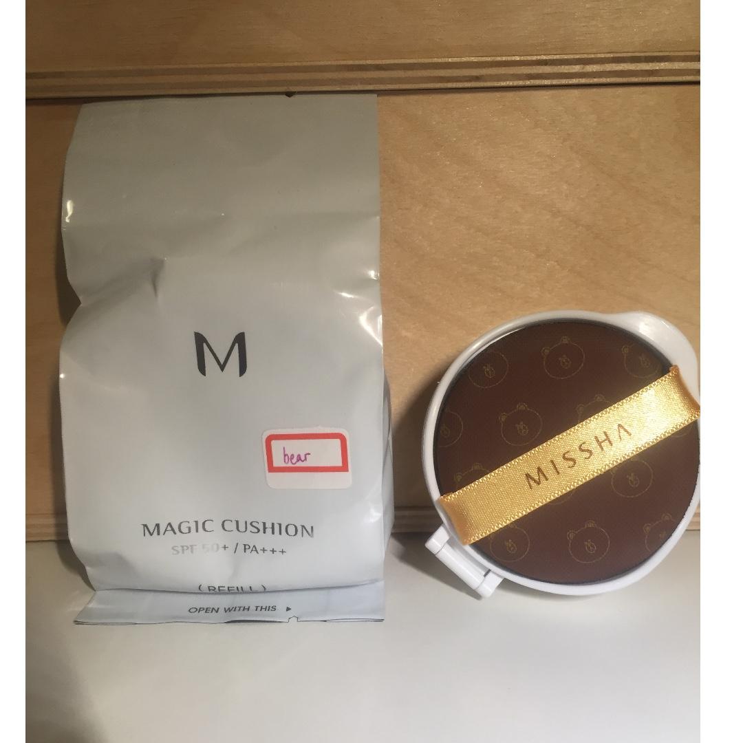 Mishha|line friends magic cushion refill