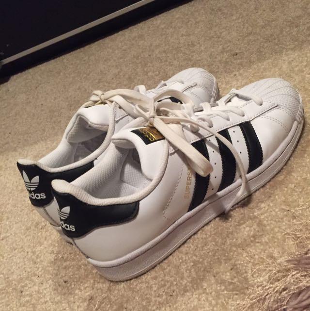 New Adidas Superstars