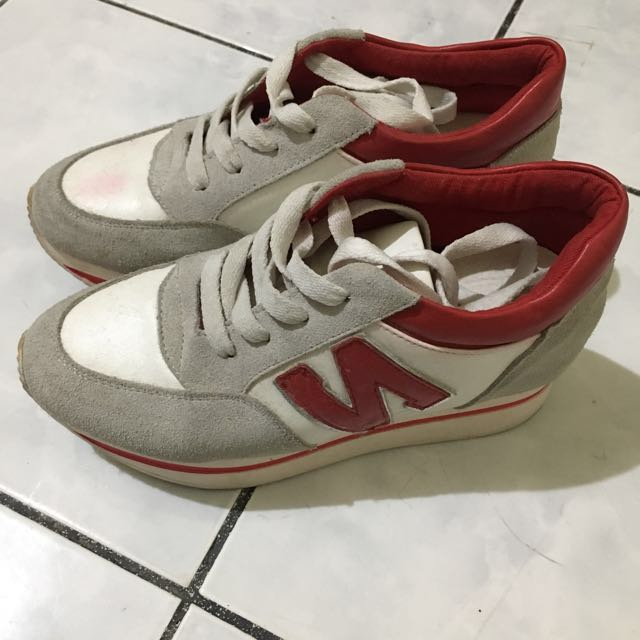 New Balance Inspired Platform Shoes