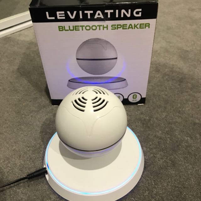 New Bluetooth Levitating Speaker