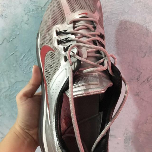Nike Air Silver Running