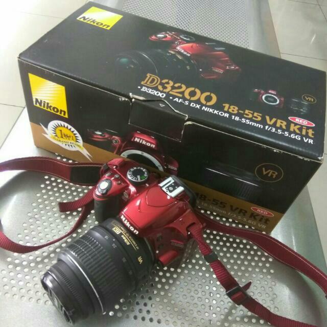 Nikon D3200 18-55mm VR KIT