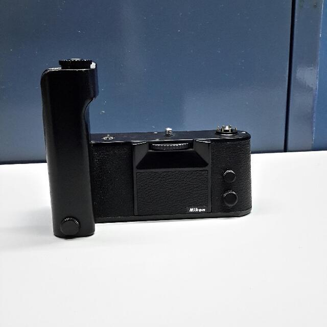 Nikon MD-4 Motor Drive (as spare parts)