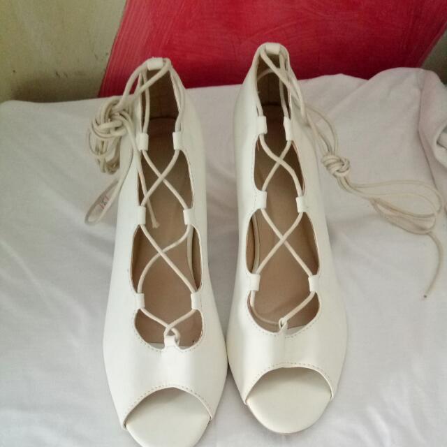 On-hand Heels