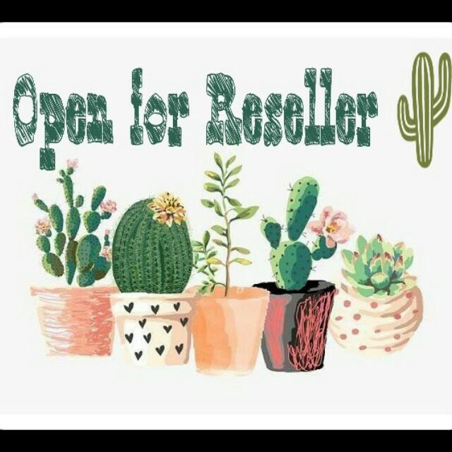 Open for Reseller