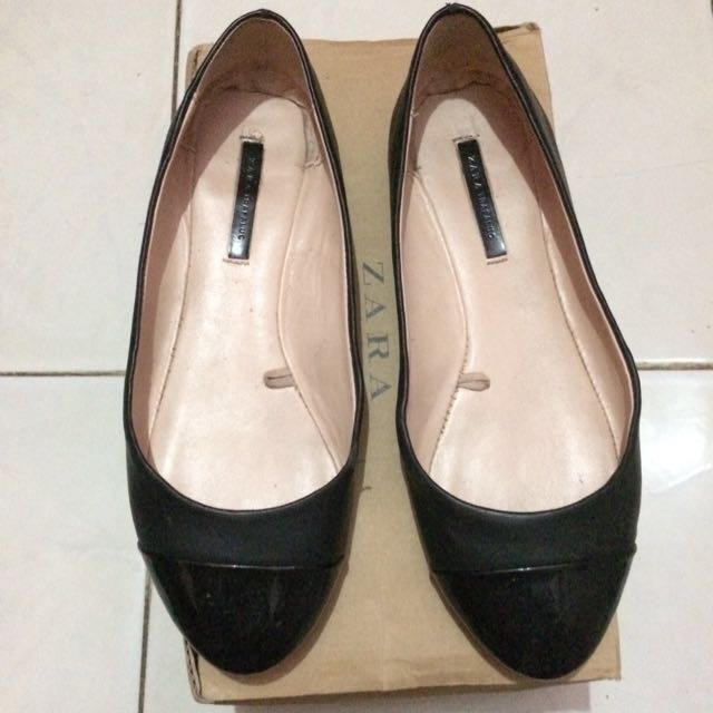 Original Zara Basics Flatshoes
